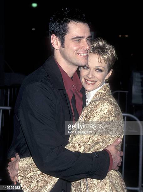Worlds Best Jim Carrey And Lauren Holly Stock Pictures