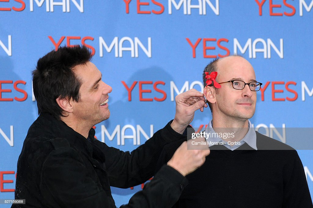 Italy Yes Man Photo Call In Rome Pictures Getty Images