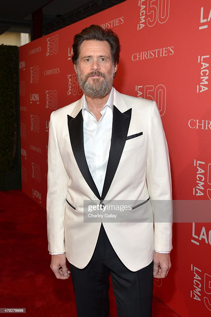 LACMA 50th Anniversary Gala Sponsored By Christie's - Red Carpet