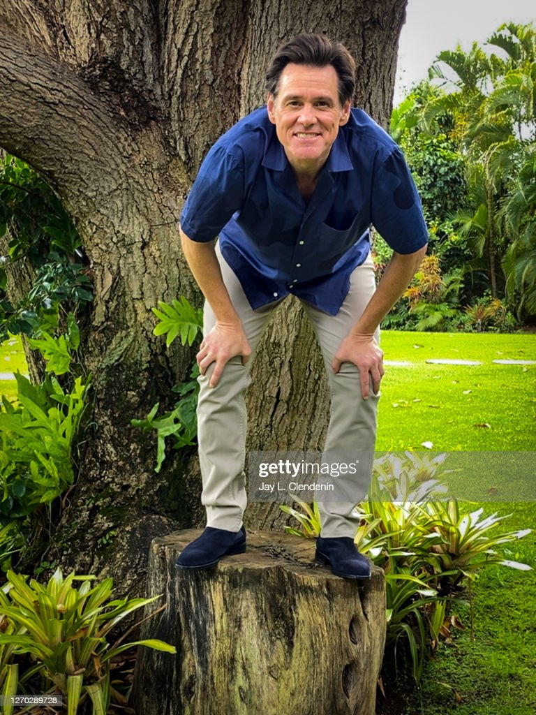 Jim Carrey, Los Angeles, July 5, 2020 : News Photo