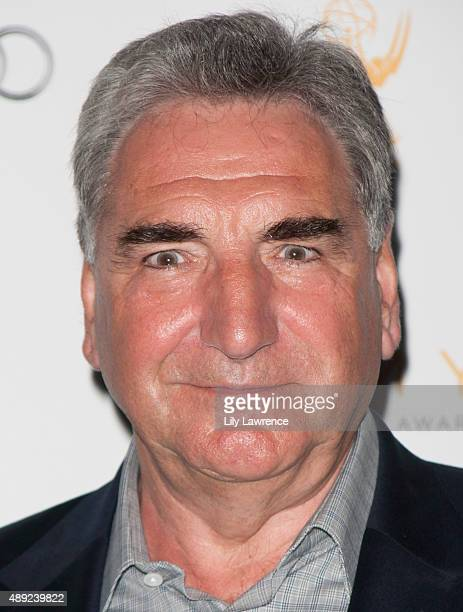 Actor Jim Carter arrives at the Television Academy Celebrates The 67th Emmy Award Nominees for Outstanding Performances at Montage Beverly Hills on...