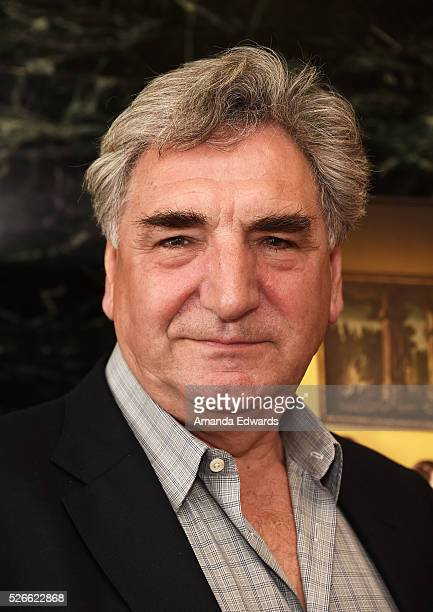 Actor Jim Carter attends the Downton Abbey For Your Consideration event and reception at the Linwood Dunn Theater at the Pickford Center for Motion...