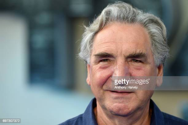 Actor Jim Carter attends the global premiere of Transformers The Last Knight at Cineworld Leicester Square on June 18 2017 in London England