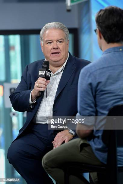 Actor Jim O'Heir attends the Build Series to discuss 'The Middle' at Build Studio on June 14 2017 in New York City