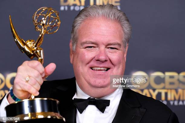 Actor Jim O'Heir attends the CBS Daytime Emmy after party at Pasadena Civic Auditorium on April 30 2017 in Pasadena California