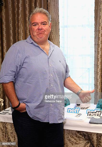 Actor Jim O'Heir attends the HBO Luxury Lounge featuring PANDORA at Four Seasons Hotel Los Angeles at Beverly Hills on August 24 2014 in Beverly...