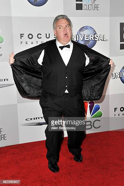 Actor Jim O'Heir attends the NBC/Universal's 71st Annual Golden Globes After Party at The Beverly Hilton Hotel on January 12 2014 in Beverly Hills...