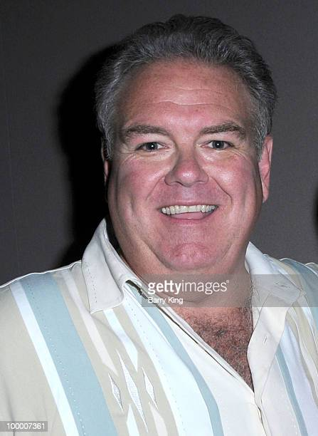 Actor Jim O'Heir attends the reception for NBC's Parks and Recreation Emmy Screening held at the Leonard H Goldenson Theatre on May 19 2010 in North...