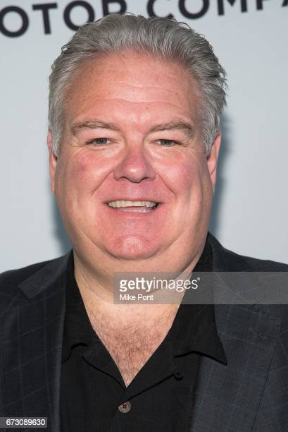 Actor Jim O'Heir attends the 'Take Me' Premiere during the 2017 Tribeca Film Festival at SVA Theatre on April 25 2017 in New York City