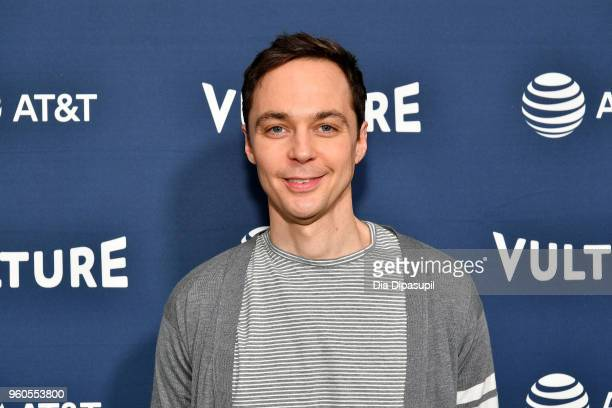 Actor Jim Parsons attends Day Two of the Vulture Festival Presented By ATT at Milk Studios on May 20 2018 in New York City