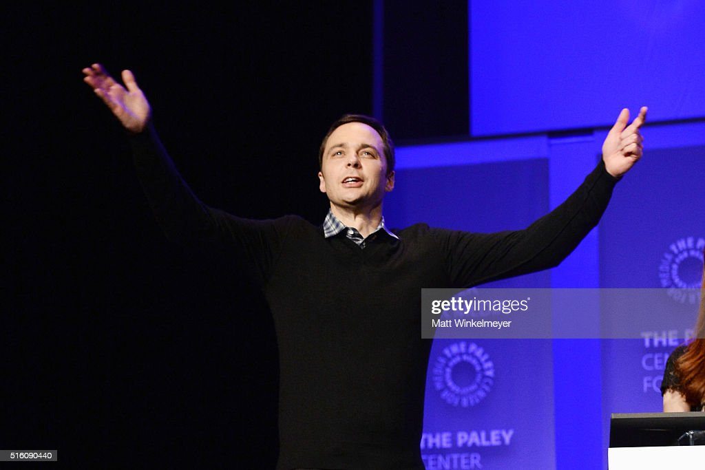 """The Paley Center For Media's 33rd Annual PaleyFest Los Angeles - """"The Big Bang Theory"""" - Inside"""