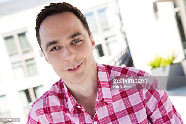 Actor Jim Parsons is photographed for Los Angeles Times on July 24 2014 in San Diego California PUBLISHED IMAGE CREDIT MUST BE Kirk McKoy/Los Angeles