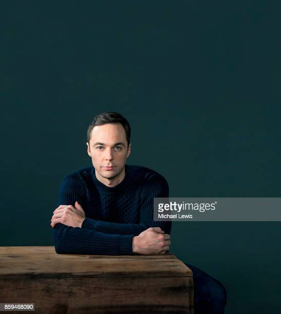 Actor Jim Parsons photographed for Variety on November 18 in Los Angeles, California.