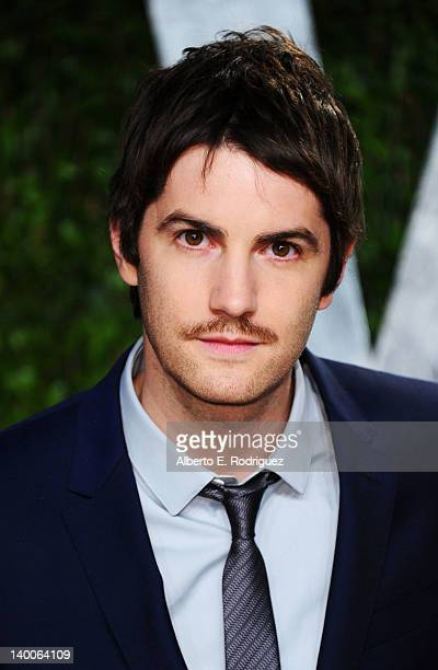 Actor Jim Sturgess arrives at the 2012 Vanity Fair Oscar Party hosted by Graydon Carter at Sunset Tower on February 26 2012 in West Hollywood...