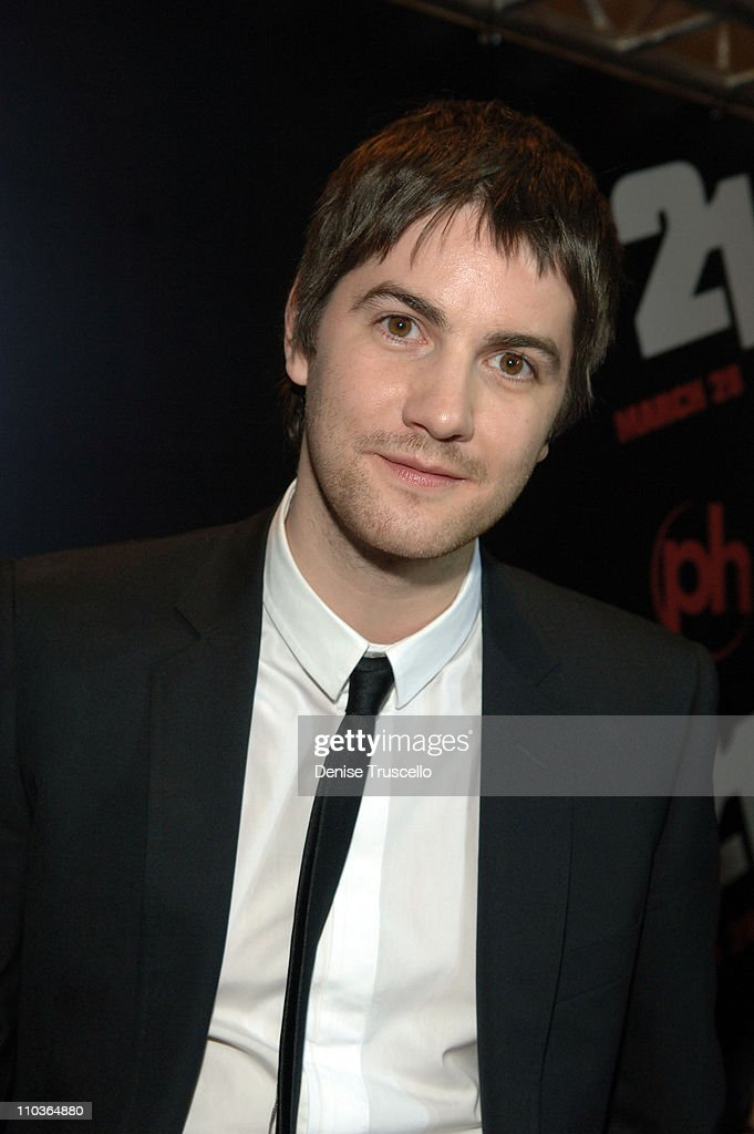 Actor Jim Sturgess arrives at the premiere of '21' at the Planet Hollywood Resort & Casino on March 12, 2008 in Las Vegas, Nevada.
