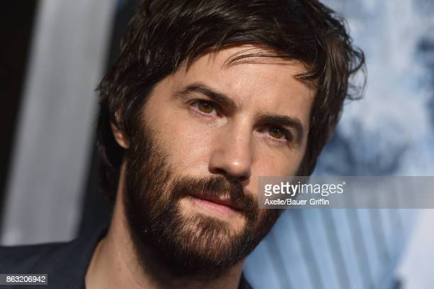 Actor Jim Sturgess arrives at the premiere of 'Geostorm' at TCL Chinese Theatre on October 16 2017 in Hollywood California