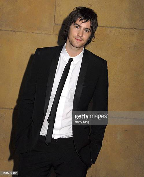 Actor Jim Sturgess arrives at the screening of Across The Universe at the Egypitan Theatre on September 18 2007 in Hollywood California