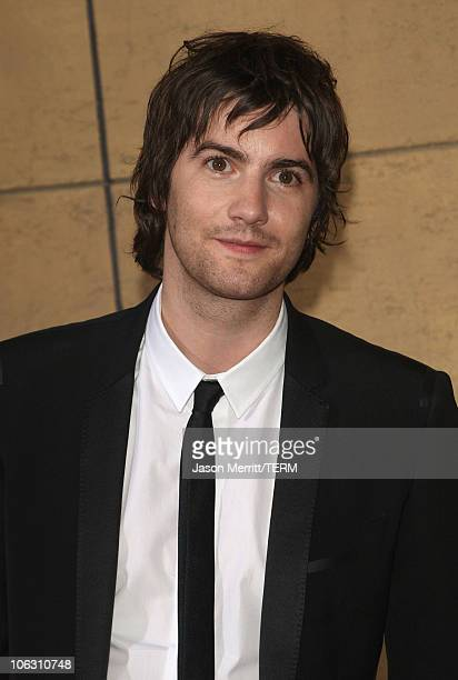 Actor Jim Sturgess arrives for a special screening of 'Across The Universe' at the El Capitan Theatre on September 18 2007 in Hollywood California