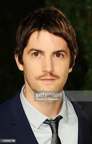 Actor Jim Sturgess at the 2012 Vanity Fair Oscar Party hosted by Graydon Carter at Sunset Tower on February 26 2012 in West Hollywood California