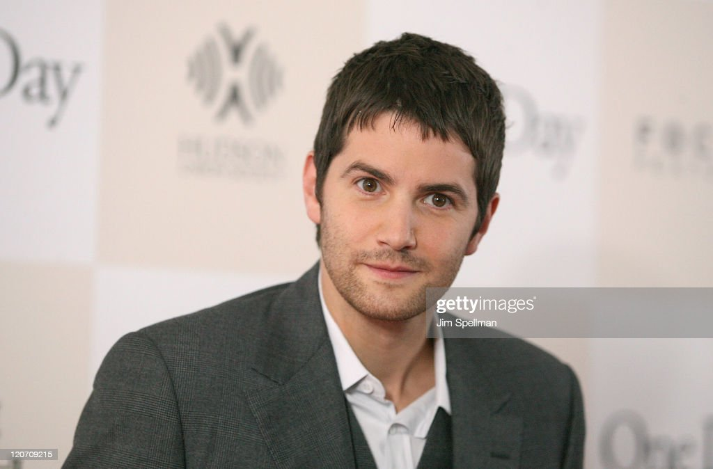 Actor Jim Sturgess attends the 'One Day' premiere at the AMC Loews Lincoln Square 13 theater on August 8, 2011 in New York City.