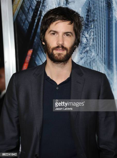Actor Jim Sturgess attends the premiere of 'Geostorm' at TCL Chinese Theatre on October 16 2017 in Hollywood California