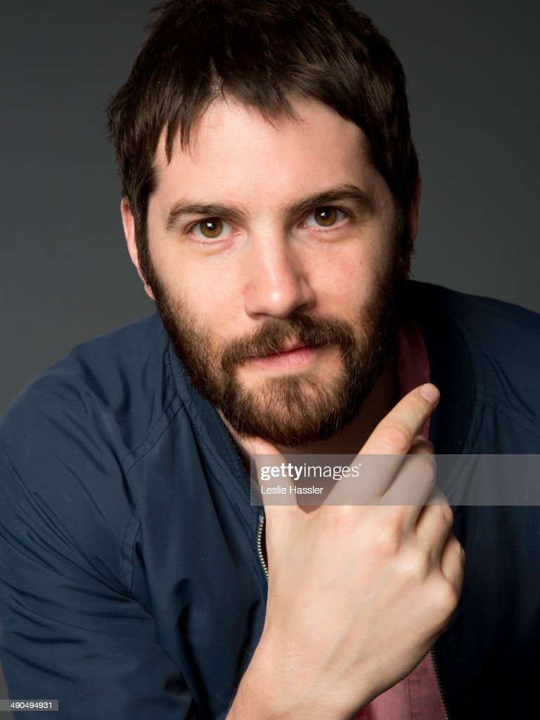 Actor Jim Sturgess is photographed at the Tribeca Film Festival on April 23, 2014 in New York City.