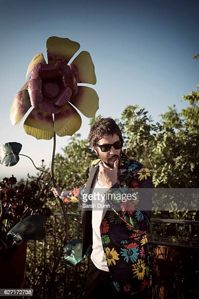 Actor Jim Sturgess is photographed for Seventh Man magazine on July 2 2016 in Los Angeles California