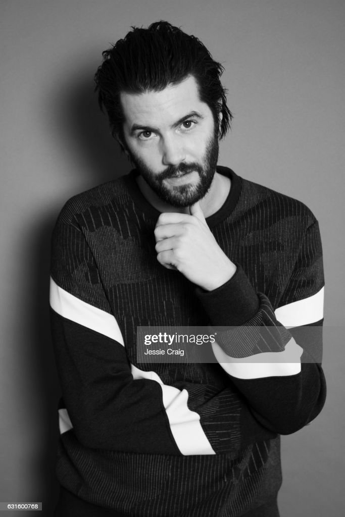 Actor Jim Sturgess is photographed for The Picture Journal on October 26, 2016 in London, England.