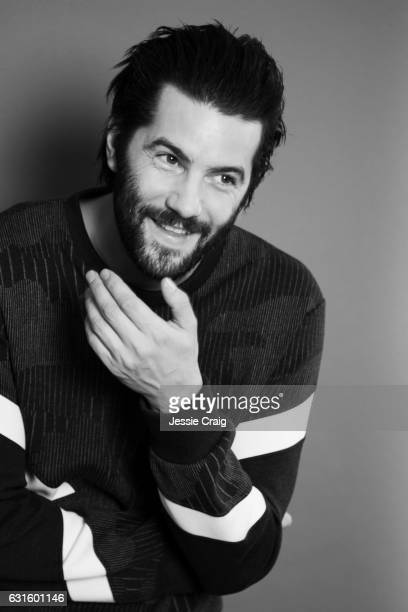 Actor Jim Sturgess is photographed for The Picture Journal on October 26 2016 in London England