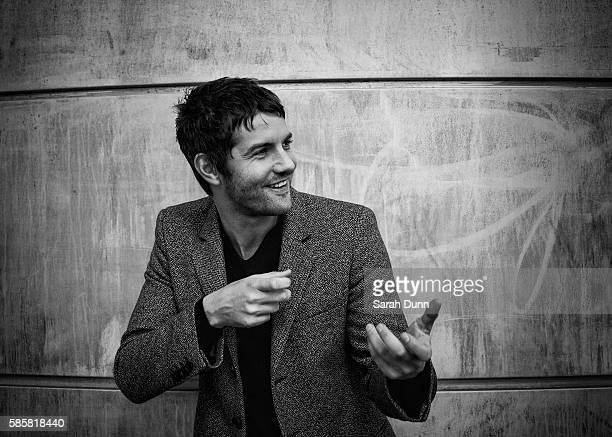 Actor Jim Sturgess is photographed on September 24 2014 in London England
