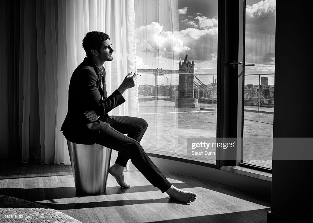 Actor Jim Sturgess is photographed on September 24, 2014 in London, England.
