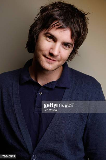 TORONTO ONTARIO SEPTEMBER 10 Actor Jim Sturgess of Across The Universe at the 2007 Diesel Portrait Studio Presented by Wireimage and Inside...