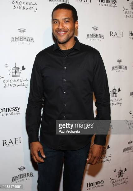 Actor Jim Titus attends the media night preview of BROKEN Code BIRD Switching at S Feury Theater on November 16 2019 in Los Angeles California