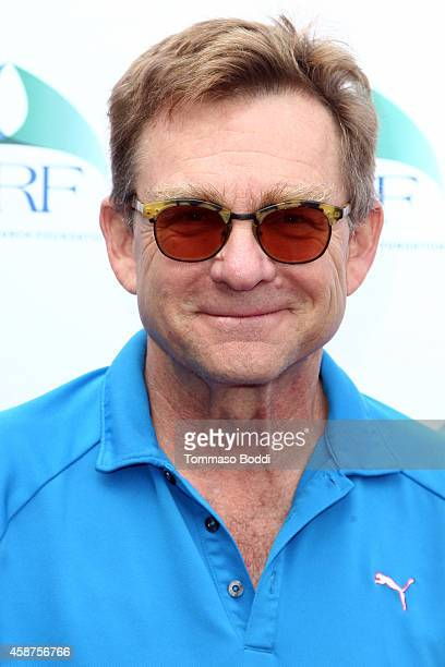 Actor Jim Turner attends the Melanoma Research Foundation's Celebrity Golf Tournament held at the Lakeside Golf Club on November 10, 2014 in Burbank,...
