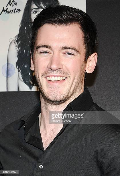 Actor Jim Watson attends The Strain New York Comic Con Party at The Delancey on October 7 2014 in New York City