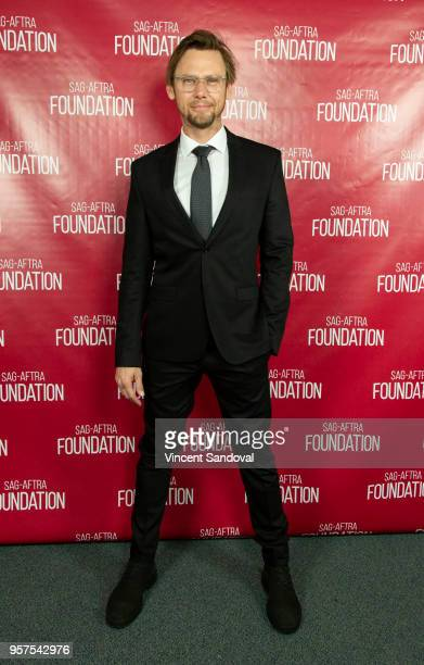 Actor Jimmi Simpson attends SAGAFTRA Foundation Conversations screening of Unsolved The Murders Of Tupac And The Notorious BIG at SAGAFTRA Foundation...