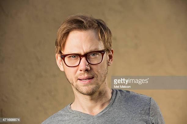ATWATER CA APRIL 17 2015 Actor Jimmi Simpson is photographed for Los Angeles Times on April 17 2015 in Atwater California PUBLISHED IMAGE CREDIT MUST...