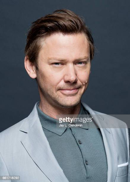 Actor Jimmi Simpson of HBO's 'Westworld' is photographed for Los Angeles Times on March 25 2017 in Los Angeles California PUBLISHED IMAGE CREDIT MUST...