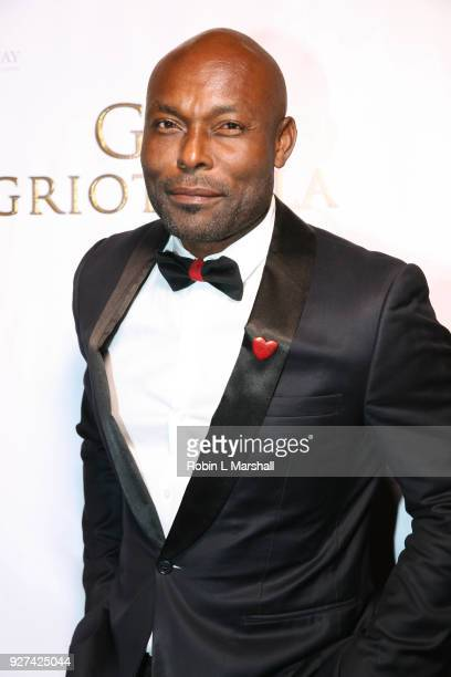Actor Jimmy DeanLouis attends The GRIOT Gala Oscar Night After Party at Crustacean on March 4 2018 in Beverly Hills California