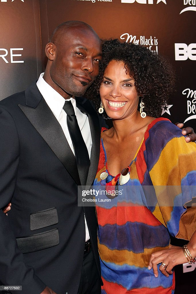 "Debra Lee Hosts ""Pre"" Party In Celebration Of The BET Awards 2009 : News Photo"