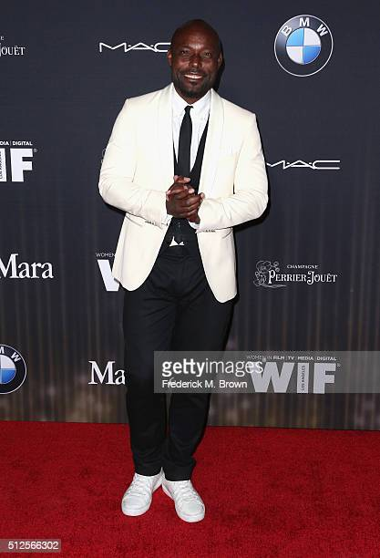 Actor Jimmy JeanLouis attends Ninth Annual Women In Film PreOscar Cocktail Party presented by Max Mara BMW MAC Cosmetics and PerrierJouet at Hyde...