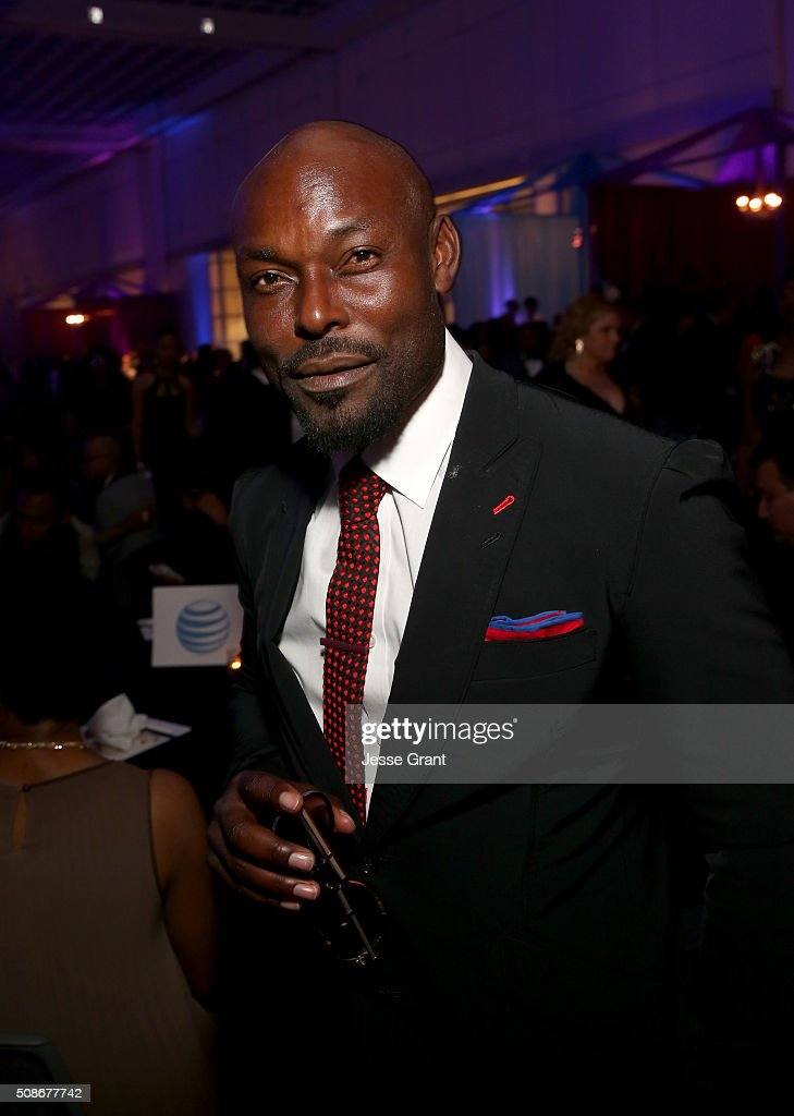 Actor Jimmy Jean-Louis attends the 47th NAACP Image Awards presented by TV One after party at Pasadena Civic Auditorium on February 5, 2016 in Pasadena, California.