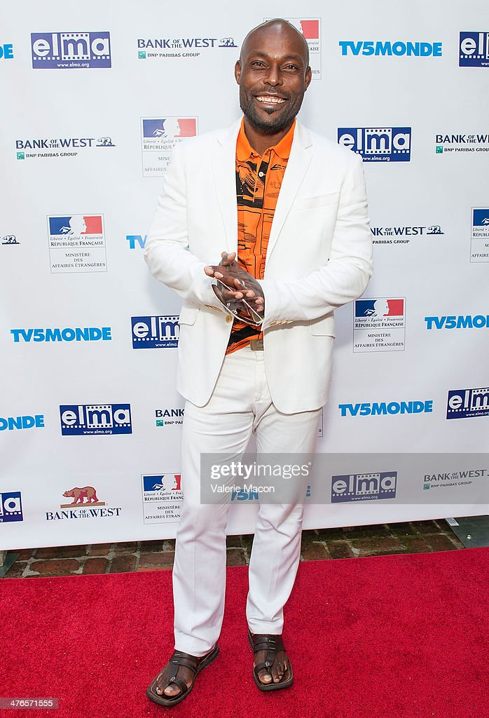 Actor Jimmy Jean-Louis attends The Consul General Of France, Mr. Axel Cruau, Honors The French Nominees For The 86th Annual Academy Awards party on March 3, 2014 in Beverly Hills, California.