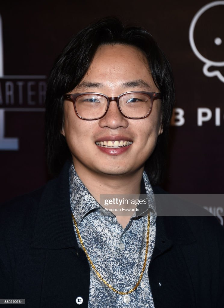 Actor Jimmy O. Yang arrives at the premiere of OBB Pictures and go90's 'The 5th Quarter' at United Talent Agency on November 29, 2017 in Beverly Hills, California.