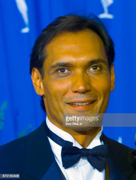 Actor Jimmy Smits at the 47th Primetime Emmy Awards Show on September 10 in Pasadena California