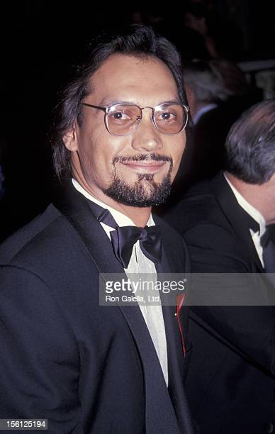 Actor Jimmy Smits attending 'Center For Mental Health Gala Honoring Liza Minnelli' on April 6 1992 at the Marriott Marquis Hotel in New York City New...