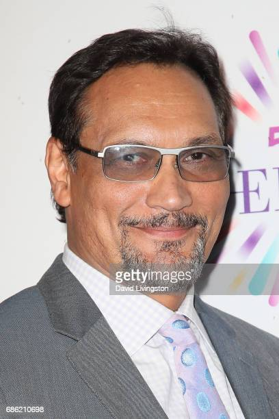 Actor Jimmy Smits attends the Center Theatre Group's 50th Anniversary Celebration at the Ahmanson Theatre on May 20 2017 in Los Angeles California