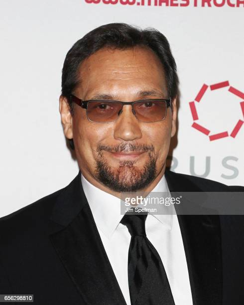 Actor Jimmy Smits attends the Maestro Cares Foundation's Fourth Annual Changing Lives/Building Dreams Gala at Cipriani Wall Street on March 21 2017...
