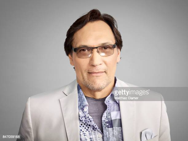 Actor Jimmy Smits from '24 Legacy' is photographed for Entertainment Weekly Magazine on July 23 2016 at Comic Con in the Hard Rock Hotel in San Diego...