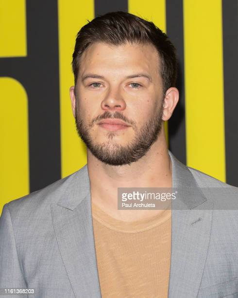 Actor Jimmy Tatro attends the premiere of 20th Century Fox's Stuber at Regal Cinemas LA Live on July 10 2019 in Los Angeles California